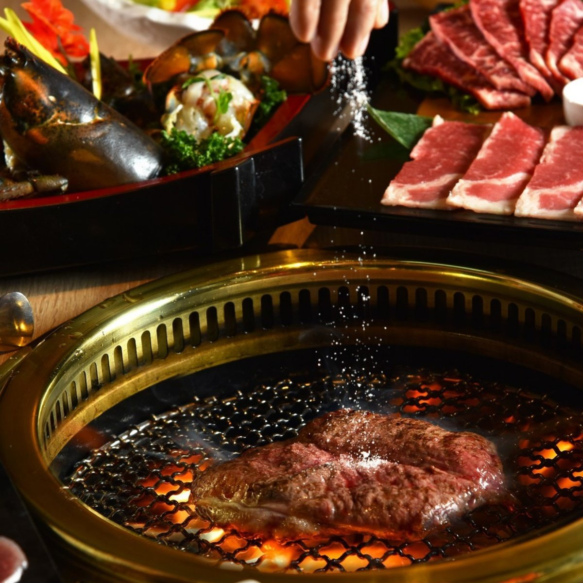 Japanese-barbecue
