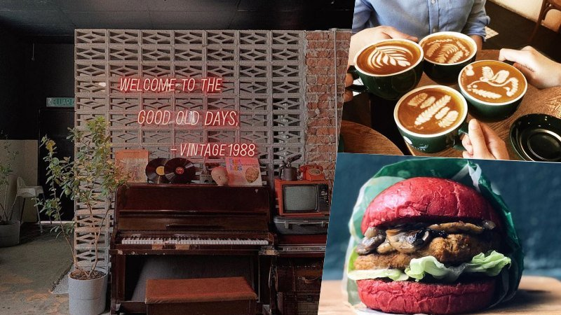 View Vintage 1988 - Top Instagrammable and Interesting Cafes To Visit In Kuala Lumpur