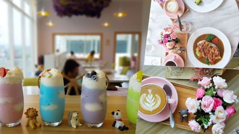 View Viola Flower Cafe - Top Instagrammable and Interesting Cafes To Visit In Kuala Lumpur