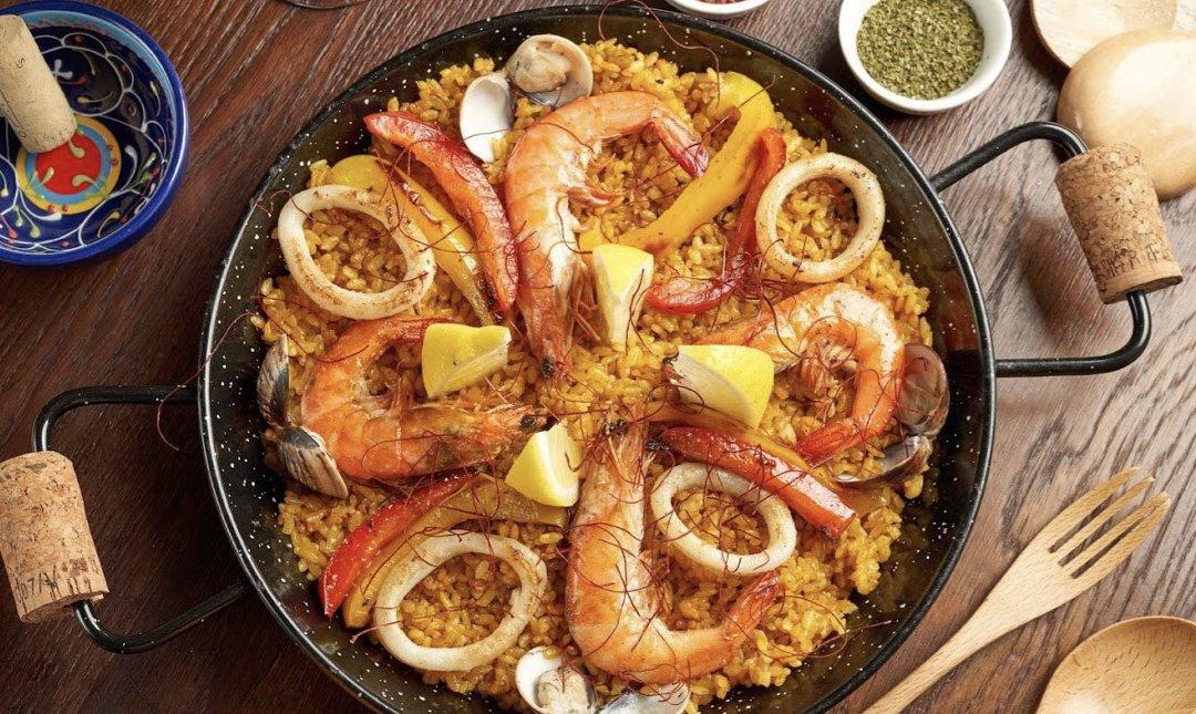 台北聚餐餐廳推薦 Casa de Amigo 西班牙燉飯