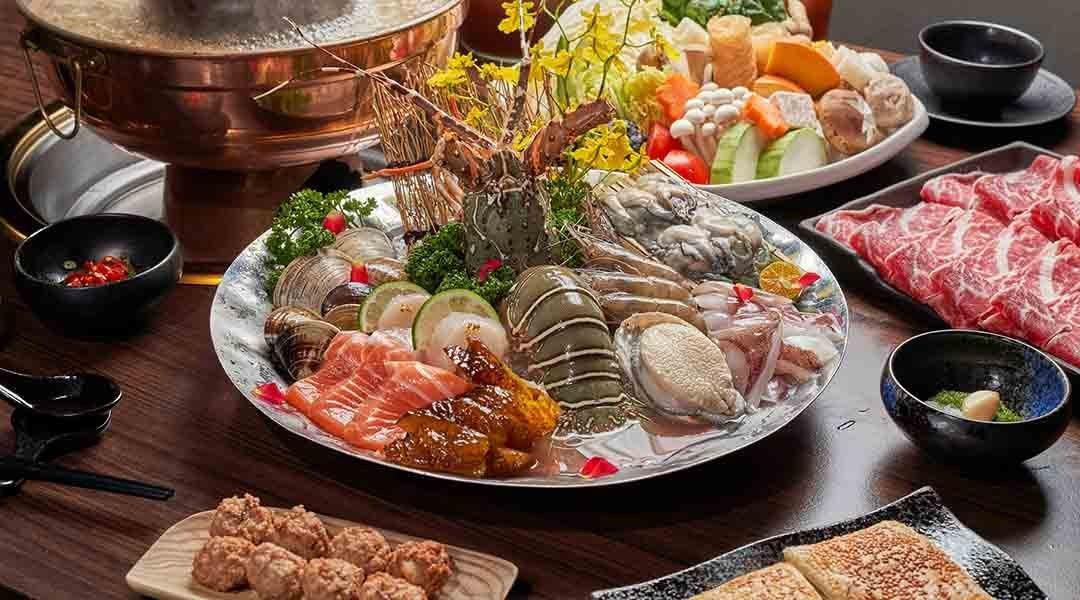 hotpot seafood set