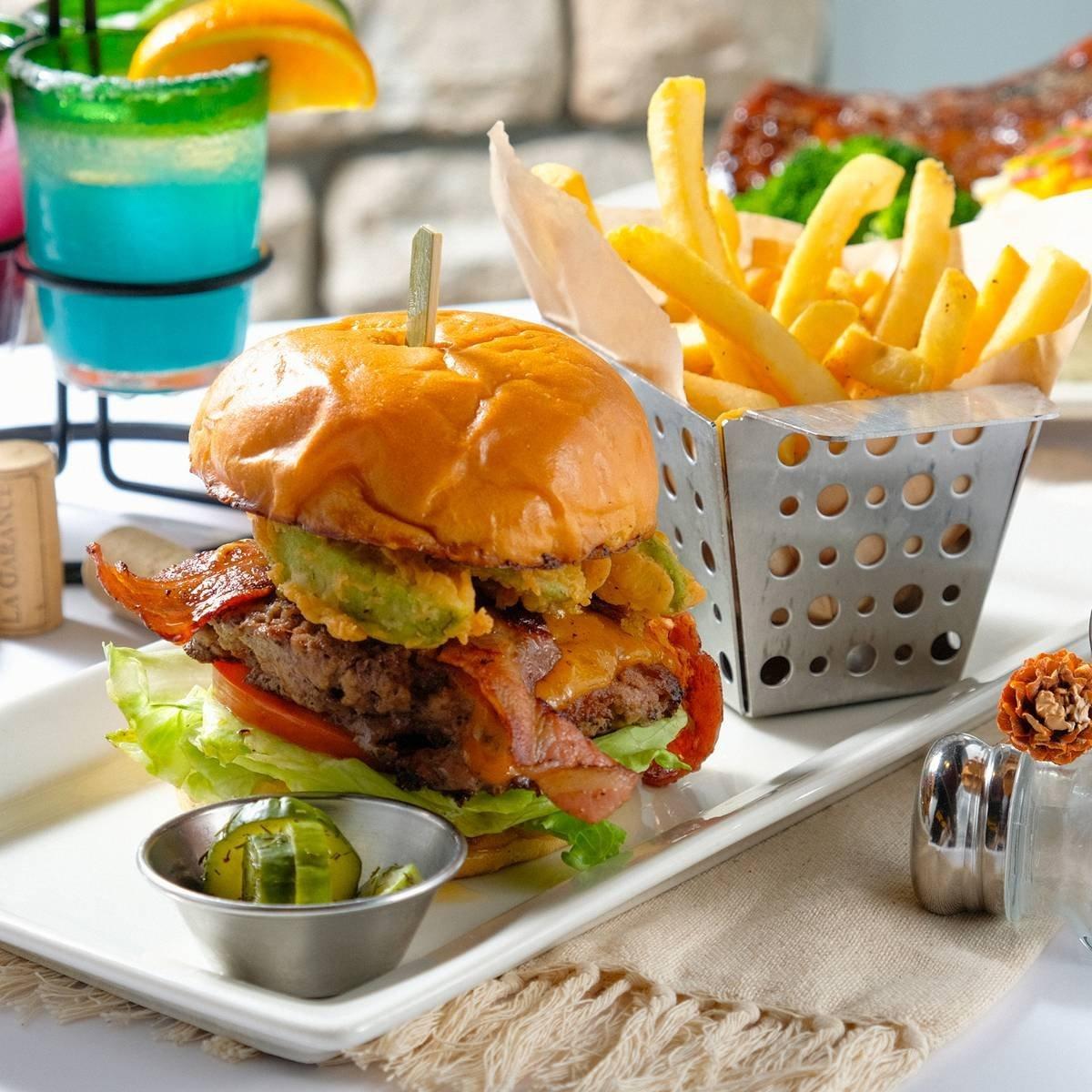 Chili's 漢堡