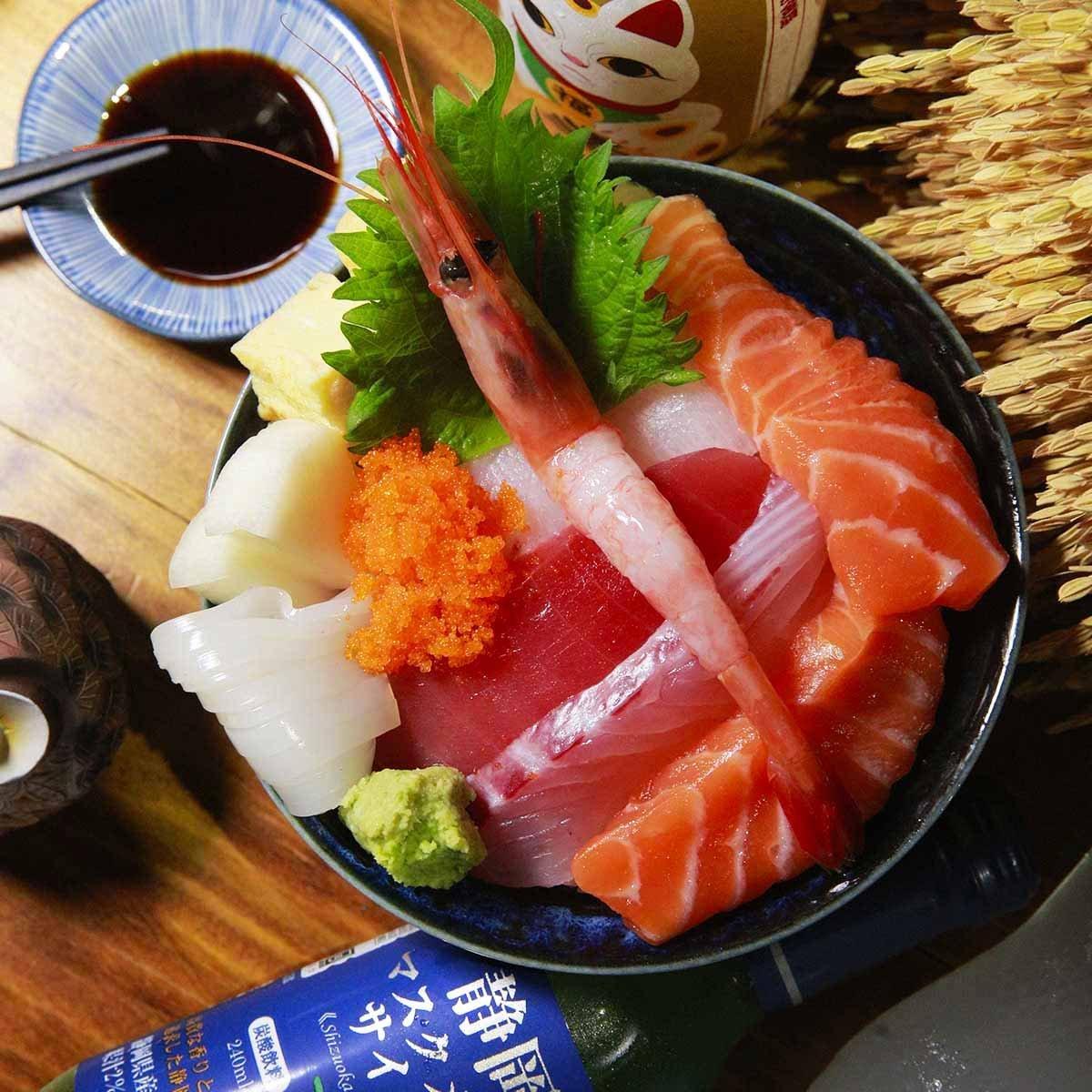 sashimi-don